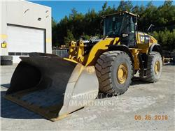 Caterpillar 980M, Pás carregadoras de rodas, Equipamentos Construção