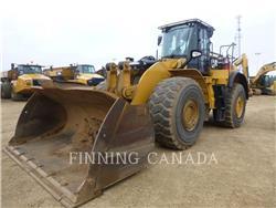 Caterpillar 980M, Wheel Loaders, Construction