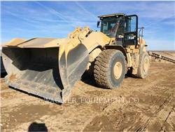 Caterpillar 980M AG, Wheel Loaders, Construction