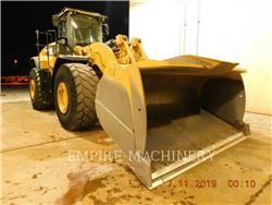 Caterpillar 980M AOC, Chargeuse sur pneus, Équipement De Construction