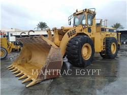 Caterpillar 988F, Wheel Loaders, Construction