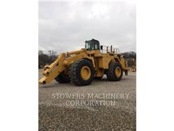 Caterpillar 992G, Chargeuse sur pneus, Équipement De Construction