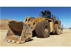 Caterpillar 993K, Chargeuse sur pneus, Équipement De Construction