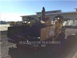 Caterpillar AP-1055D, Asphalt pavers, Construction