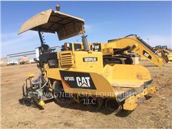 Caterpillar AP-300、アスファルトフィニッシャ、建設