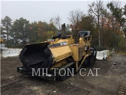 Caterpillar AP1055D, Asphalt pavers, Construction