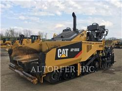 Caterpillar AP1055E, Asphalt pavers, Construction