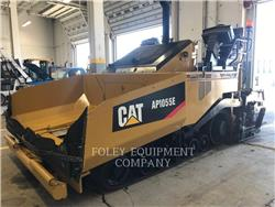 Caterpillar AP1055E, Асфальтоукладчики, Строительное