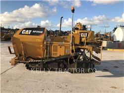 Caterpillar AP255E, Asphalt pavers, Construction