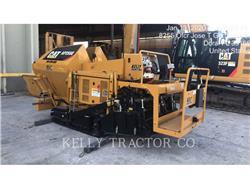 Caterpillar AP255E、アスファルトフィニッシャ、建設