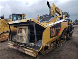 Caterpillar AP655D, Asfaltadoras, Construcción