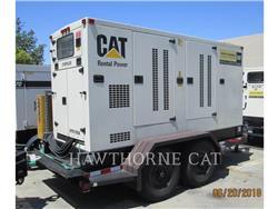 Caterpillar APS150, Stationaire Generatorsets, Bouw