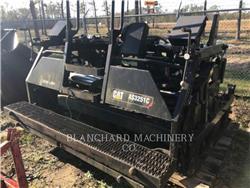 Caterpillar AS3251C SCREED, asfaltafwerkbalk, Bouw