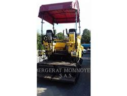 Caterpillar BB730, Asphalt pavers, Construction