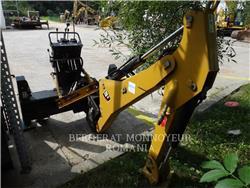 Caterpillar BH27, backhoe work tool, Construction