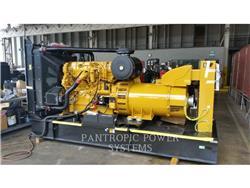 Caterpillar C18, стационарные генераторные установки, Строительное