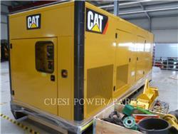 Caterpillar C18 ACERT, mobile generator sets, Construction