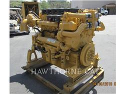 Caterpillar C18 DITA, Marine Propulsion / Auxiliary Engines, Construction