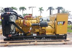 Caterpillar C32, Stationary Generator Sets, Construction