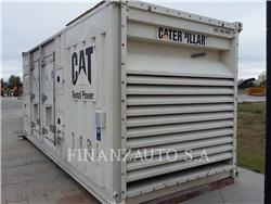 Caterpillar C32 PGAG, передвижные генераторные установки, Строительное