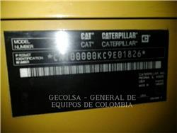 Caterpillar C9, Stationary Generator Sets, Construction