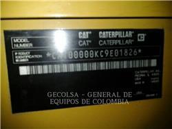 Caterpillar C9, Seturi de Generatoare Diesel, Constructii