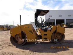Caterpillar CB-534D, Duowalsen, Bouw