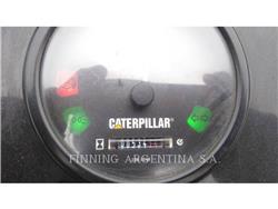 Caterpillar CB22, Twin drum rollers, Construction