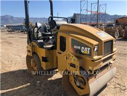 Caterpillar CB24B, Асфальтовые двухвальцовые катки, Строительное
