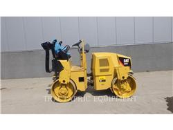 Caterpillar CB32, Rouleaux tandem, Équipement De Construction