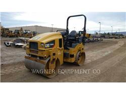 Caterpillar CB34B, Soil Compactors, Construction