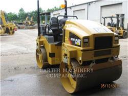 Caterpillar CB36B、ソイルコンパクター、建設