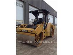 Caterpillar CB54 XW, Compactadores para terra, Equipamentos Construção