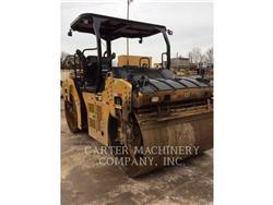 Caterpillar CB64B, Compactadores, Construcción