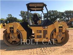 Caterpillar CB66B, Cilindros Compactadores monocilíndricos, Equipamentos Construção