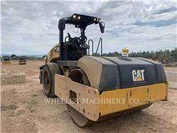 Caterpillar CCS9, Walce jednobębnowe, Sprzęt budowlany