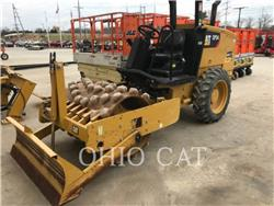 Caterpillar CP34, combination rollers, Construction