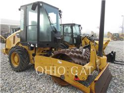 Caterpillar CP44, role combinate, Constructii