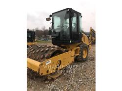 Caterpillar CP44, Single drum rollers, Construction