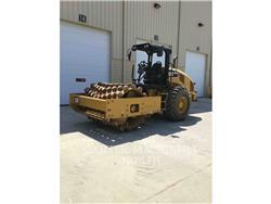 Caterpillar CP54B, Cilindros Compactadores monocilíndricos, Equipamentos Construção
