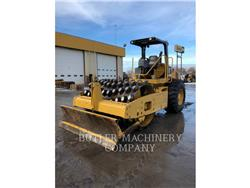 Caterpillar CP56, Asphalt pavers, Construction