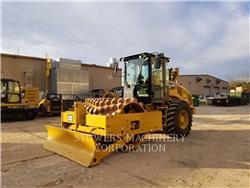 Caterpillar CP56、ブルドーザー、建設