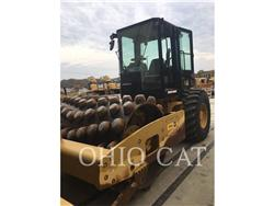Caterpillar CP56B, role combinate, Constructii