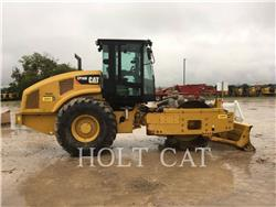 Caterpillar CP56B CAB, Single drum rollers, Construction