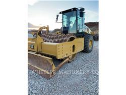 Caterpillar CP74B, Walce jednobębnowe, Sprzęt budowlany