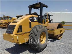 Caterpillar CS-533E, Trilrolwalsen, Bouw