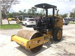 Caterpillar CS34, Cilindros Compactadores monocilíndricos, Equipamentos Construção