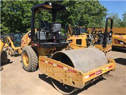 Caterpillar CS44, Single drum rollers, Construction