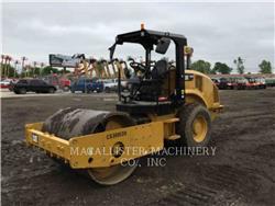 Caterpillar CS44B, Walce jednobębnowe, Sprzęt budowlany