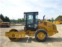 Caterpillar CS44B CB, Cilindros Compactadores tandem, Equipamentos Construção